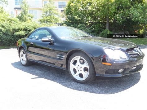 convertible mercedes 2004 2004 convertible coupe mercedes roadster sl500