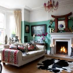 Galerry eclectic design ideas for living room