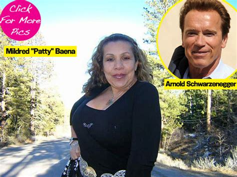 arnold schwarzenegger and mildred baena s lovechild arnold schwarzenegger never had a dna test to prove he s