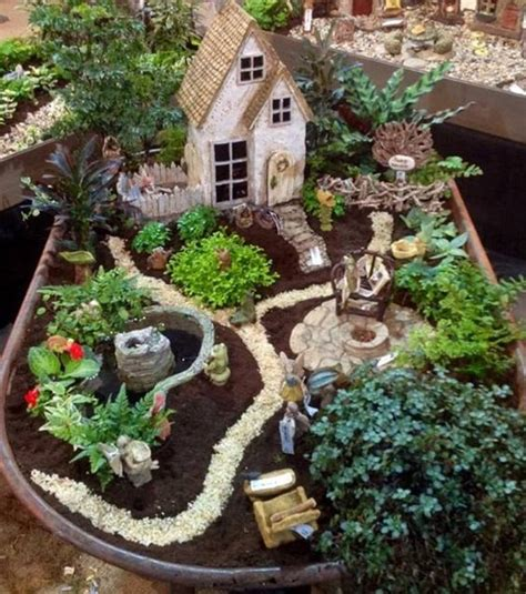 Do It Yourself Miniature 16 do it yourself garden ideas for homesthetics inspiring ideas for your home