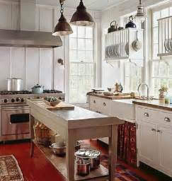 cottage kitchen decorating and design ideas country