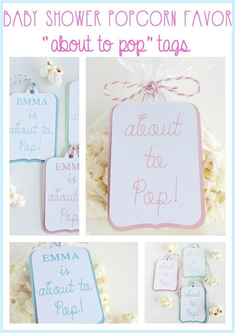 About To Pop Baby Shower Favors by About To Pop Baby Shower Popcorn Favor Tags Hymns And Verses Hymns Verses