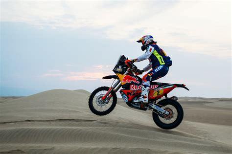 Ktm Motorrad Dakar by Rallye Dakar 2018 Zweiter Tagessieg F 252 R Ktm Motorrad
