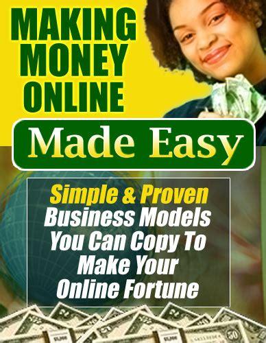 Make Money Online Made Easy - make money online made easy