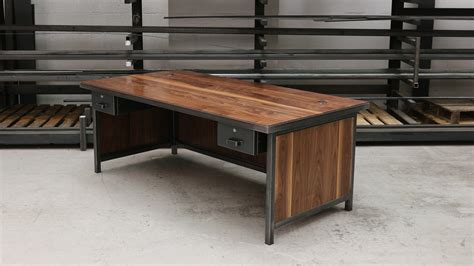 industrial office furniture the admirals desk industrial office furniture by steel