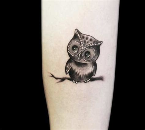 best 25 small owl tattoos ideas on owl