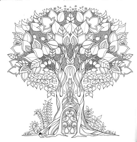 My Craft St7780 Colouring Book Enchanted Forest inspirational coloring pages from secret garden enchanted forest and other coloring books for