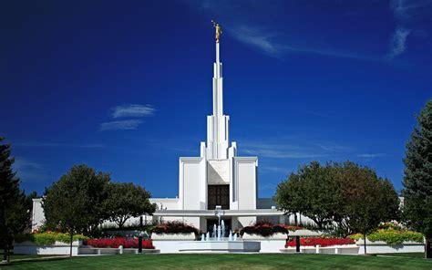 denver colorado lds mormon temple