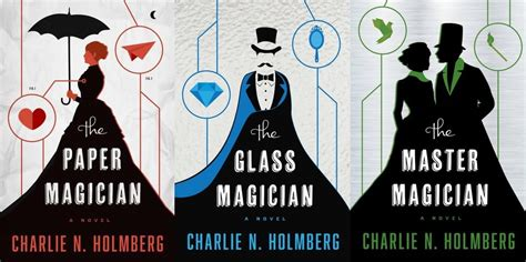 the master magician the paper magician series top ten tuesday fully published series i yet to