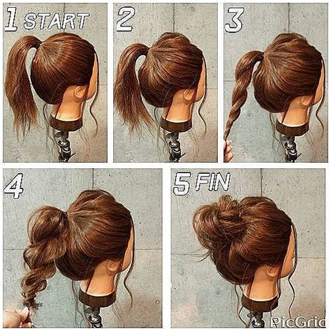hairstyles ideas step by step long hairstyles luxury easy to do hairstyles for long