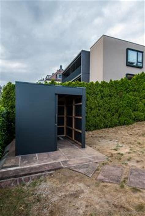 gartenhaus fassadenplatten design gartenhaus in m 252 nchen modernes gartenhaus