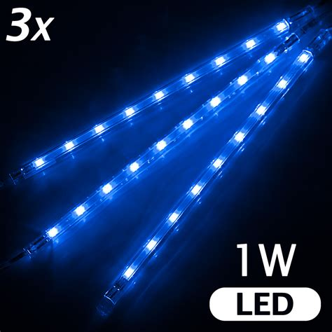 led beleuchtung regal 3x led lichtleiste leuchte licht regal beleuchtung