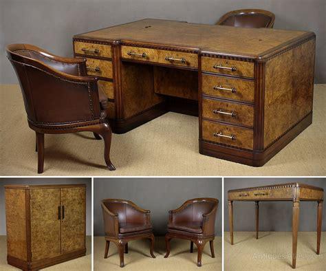 deco office furniture suite of deco office furniture c 1930 antiques atlas