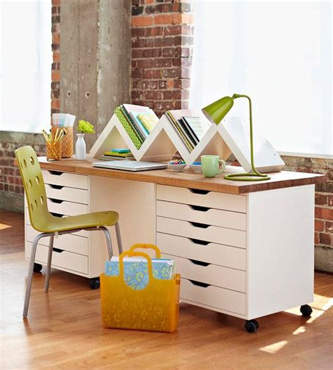 Diy Desk Drawer 73 Best Take A Set Of Ikea Alex Drawers Images On Pinterest Craft Room Storage Craft Rooms