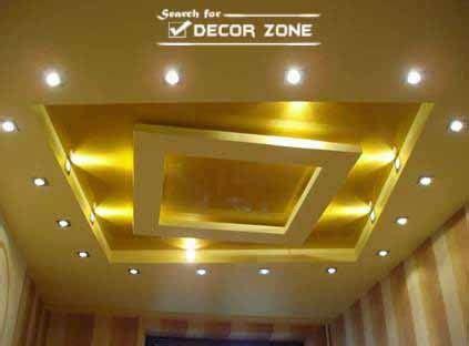 Modern Decor Living Room by 25 Modern Pop False Ceiling Designs For Living Room