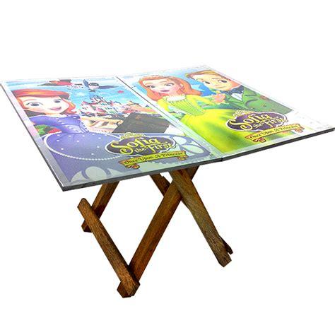 Meja Lipat Kayu Anak jual meja lipat anak meja belajar anak meja anak kayu