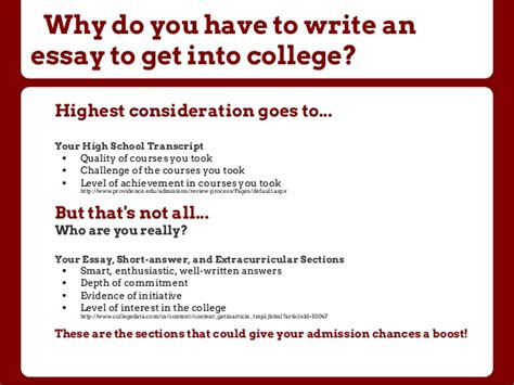 Answering College Application Essay Questions Part 1 The Common Application And The College Essay Question