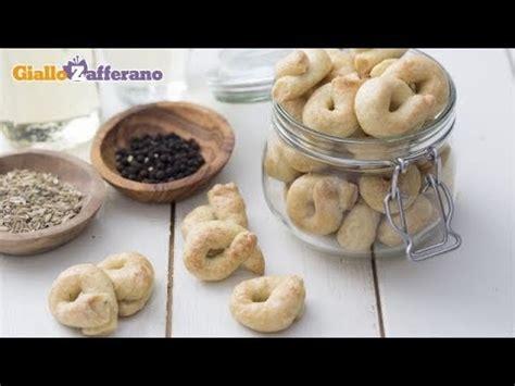 taralli fatti in casa taralli fatti in casa ricetta facilissima