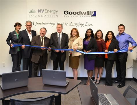 nv energy foundation gives 20k to create computer