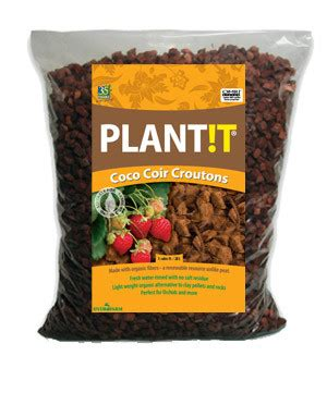 Planterbag 28 Liter Hitam Coco Can Croutons Bag 28l Pallet Of 140