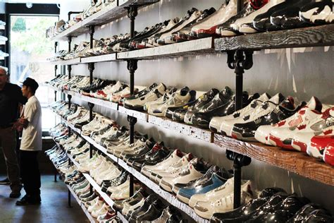consignment sneaker stores how to open and run your own sneaker consignment shop