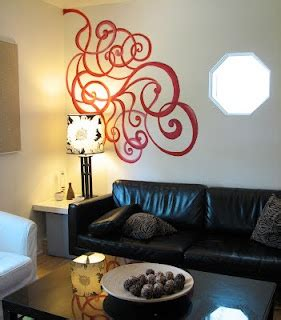 hand painted wall design paint pinterest powder 18 best images about wall design ideas on pinterest
