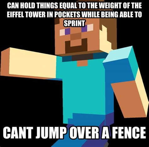 Mine Craft Meme - funny minecraft meme lol gamer s pit stop pinterest
