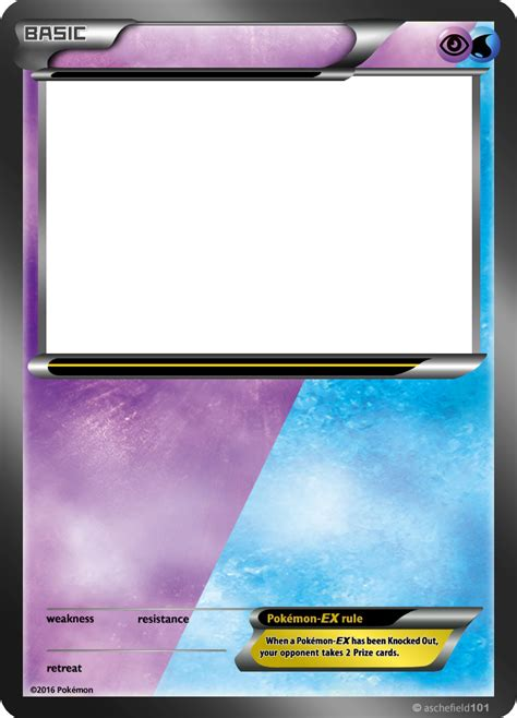 gx card template xy dual types test v1 by aschefield101 on deviantart