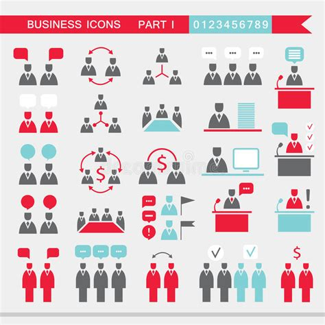 set of business icons human resource finance royalty free stock photos image 33611768 set of web icons for business finance office communication stock illustration image 43612377