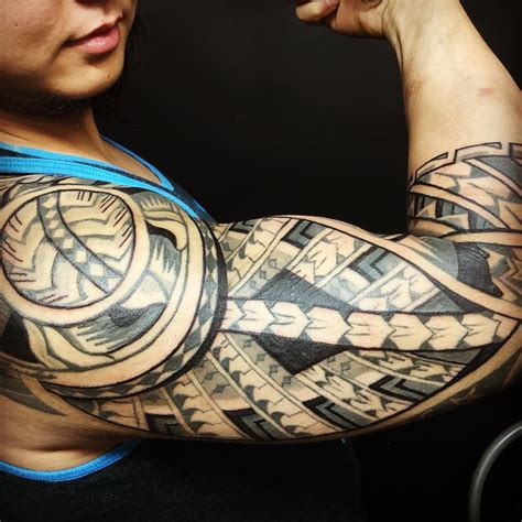 arm tattoo tribal designs tribal tattoos 27 amazing designs we found on instagram