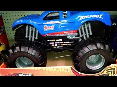 toy bigfoot monster truck road rippers big foot monster truck large toy toy