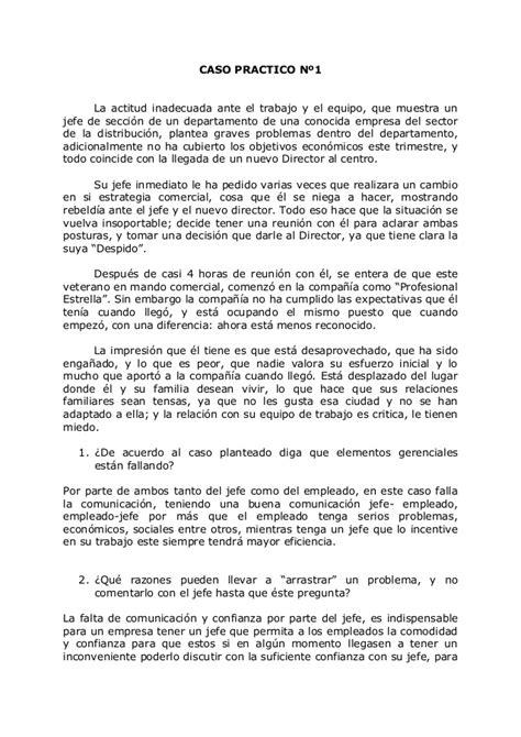 resolucion casos practicos trabajo social caso practico n 186 1