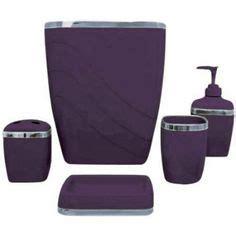 purple bathroom accessories set bathroom on pinterest purple bathroom accessories purple bathrooms and purple home