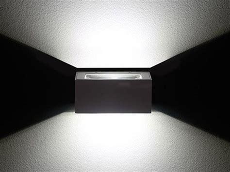 goccia illuminazione lada da parete a led wash goccia illuminazione