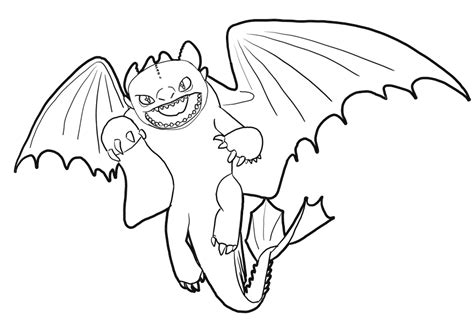 night fury coloring pages az coloring pages