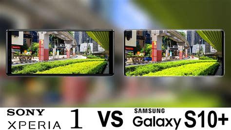 sony xperia   galaxy  camera test youtube