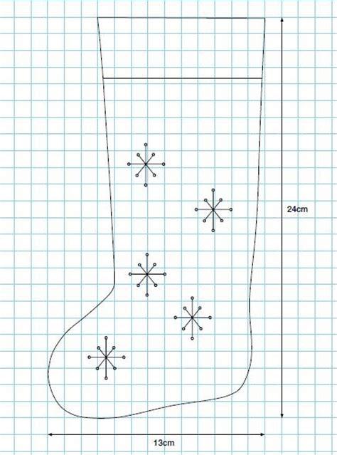 12 best patrones botas de navidad images on pinterest