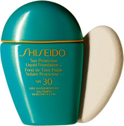 Shiseido Liquid Foundation my strawberry fields shiseido sun protection liquid