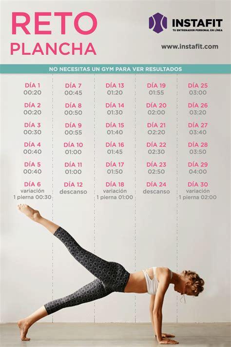para el ejercicio 2016 esta es la tabla mensual para m 225 s de 25 ideas incre 237 bles sobre reto 30 dias abdominales