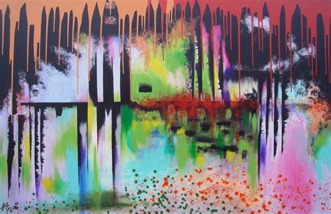 imagenes surrealistas abstractas cuadros modernos pinturas y dibujos paisajes abstractos