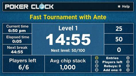 Powered Blinds Poker Clock Roku Channels