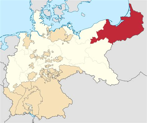 prussia and the rise of the german empire books province of prussia