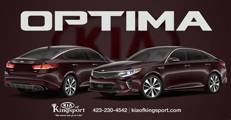 Kia Of Kingsport by 2016 Redesigned Kia Optima At Kia Of Kingsport Yelp