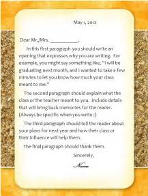 Appreciation Letter Grandmother Sample Of Letter Of Appreciation To School Just B Cause