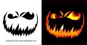 scary pumpkin templates 1000 ideas about pumpkins on