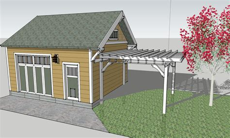 Pergola Garage by Diy Pergola Garage Plans Plans Free