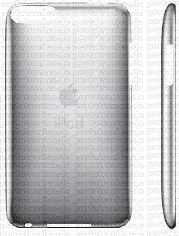 Ipod Touch 4g Rückseite Polieren by Ipod Touch 3 Geh 228 Use F 252 R 8 64 Gb Backplate Gravur