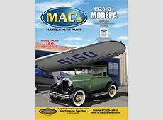MACs Antique Auto Parts catalogs Mac S Antique Auto Parts
