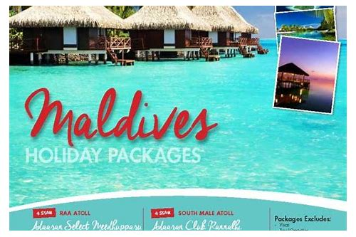 christmas package deals usa