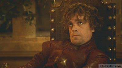 tyrion lannister cheers gif finder find and share